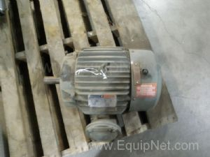 Reliance P216572K Electric Motor 10HP