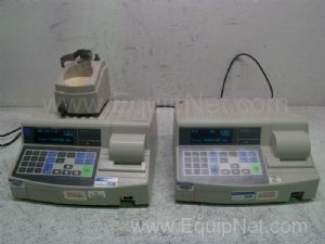 Lot of 2 Mitsubishi Chemical CA100 Moisturemeters