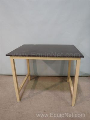 Slate Top Lab Table