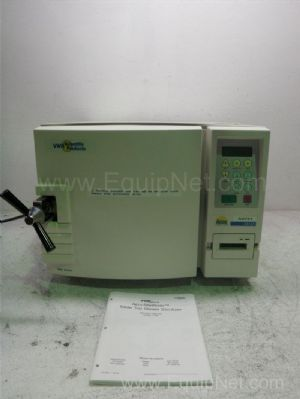 VWR AS12P AccuSterilizer Table Top Steam Sterilizer
