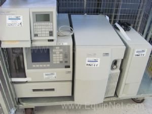 Waters 7171 Plus HPLC with Waters 2487 Dual Absorbance Detector
