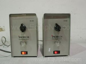Lot of 2 Inotech IS-400 Dry Bead Sterilizers