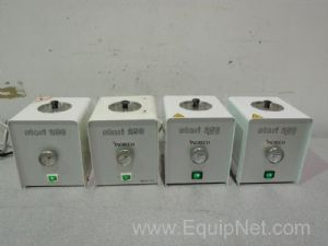 Lot of 4 Inotech Steri-250 Dry Bead Sterilizers