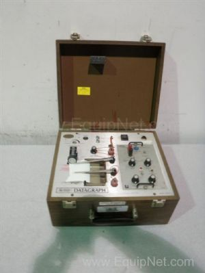 Lafayette Instrument Datagraph 76100-B Portable Polygraph System