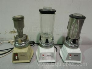 Lot of 3 Waring 31BL92 Commercial Beverage Blenders