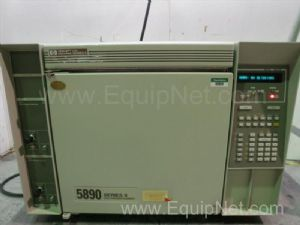 HP 5890 Series-II Gas Chromatograph