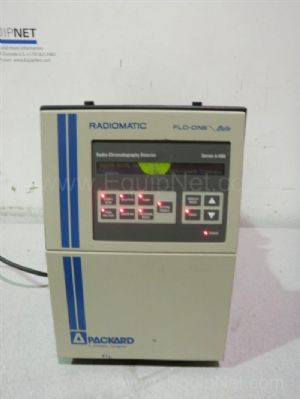 Packard Radiomatic Flo-One Beta Radio-Chromatography Detector