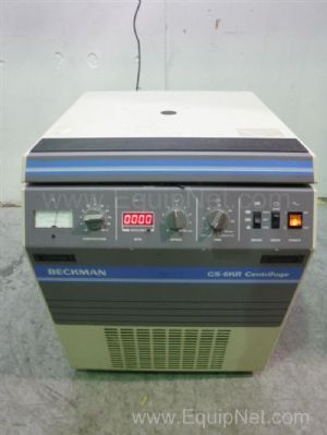 Beckman GS-6KR Refrigerated Centrifuge