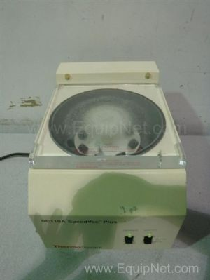 ThermoSavant SC110A SpeedVac Plus Sample Concentrator