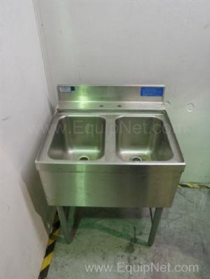 LaCrosse SK32 Under Bar Dual-Basin Sink