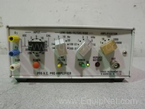 Grass Instruments P55C A.C. Pre-Amplifier