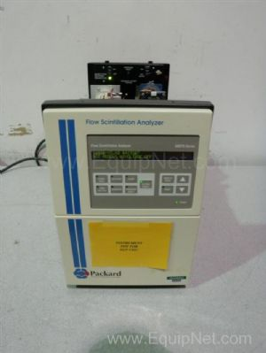 Packard 500TR Series Flow Scintillation Analyzer