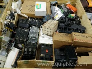 Lot of Approximately 350 Assorted Electrical Components