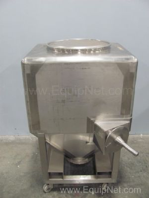 Tote Systems TS-1018 Stainless Steel Tote