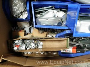 Lot of Approximately 500 Assorted Electrial Equiment