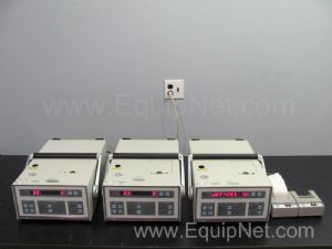 Lot of 3 Hach Ultra Analytics A2408LL Met One Laser Particle Counters