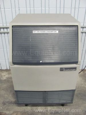 Scotsman AFE400A Ice Maker with Storage