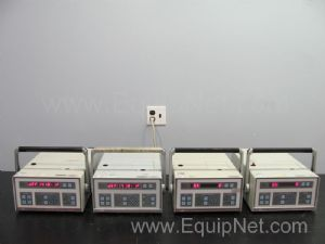 Lot of 4 Hach Ultra Analytics Met One Laser Particle Counters