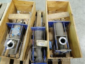 Lot of 3 Steam Jet Ejector
