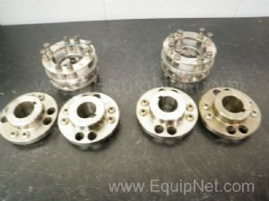 Lot of 2 Thomas Rexnord Coupling Assembly