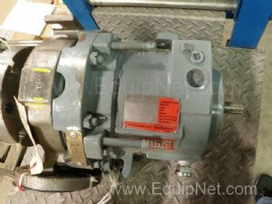Flowserve Pump 3 Inch Inlet and Outlet