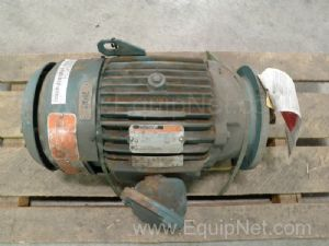 Reliance 10 Hp Electric Motor