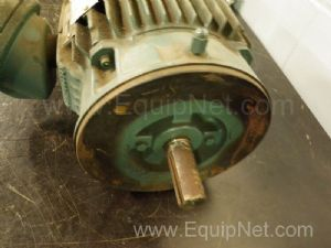Reliance 3 Hp Duty Master A-C Motor