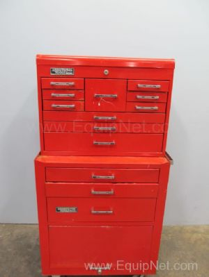 Armstrong Tools 16-724 16-740 Modular Rolling Tool Cabinet