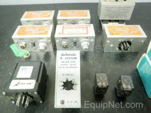 Lot of 13 Assorted Relays and Timers