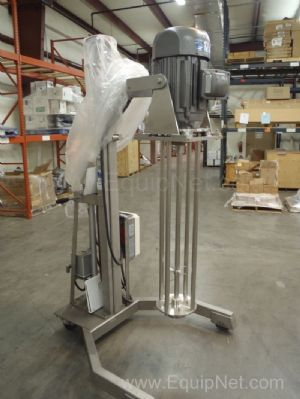 Silverson GX15 Hanging Mixer - Homogenizer with Mobile Lift