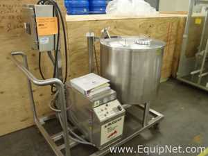 Triangle Process Equipment 150 Liter Self-contained Oil Heated Tank