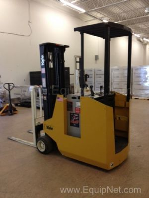 Yale Stand Up Industrial Electric Fork Lift
