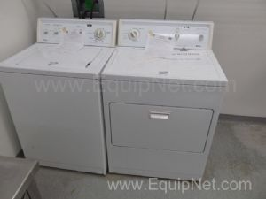 Kenmore and Washer and Dryer