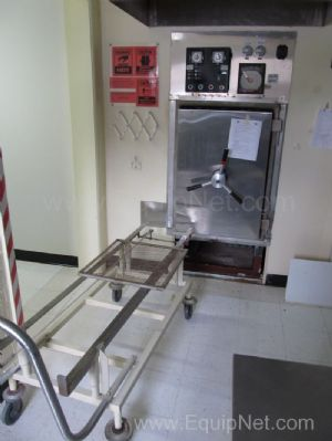 ETC 2201 Autoclave with Trolley