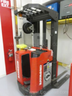 Raymond Electric Forklift Model 20DR30TT 3000 lb Capacity with 24 Volt Charger