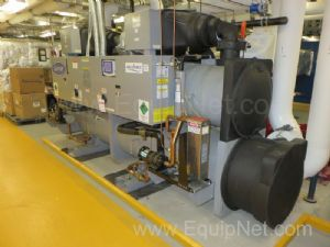 Carrier Aqua Force 350 Ton Water Cooled Liquid Screw Chiller