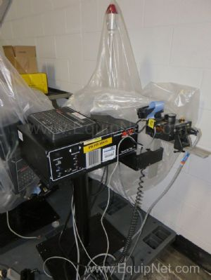 Lot of 2 Markem Touch Dry Jet Labelers Model 960