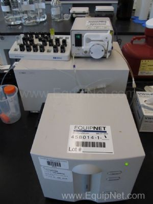 Agilnet 8453 Spectrometer With Sipper Pump