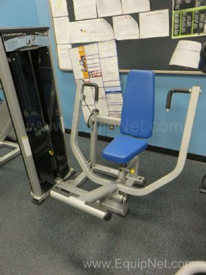 Paramount Seated Chest Press Model XL-900