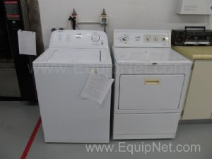 Kenmore and Admiril Washer and Dryer