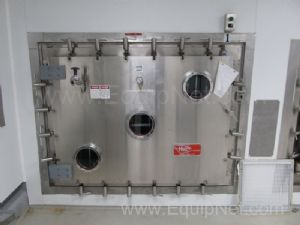 Hull 72 SF 100 Freeze Dryer