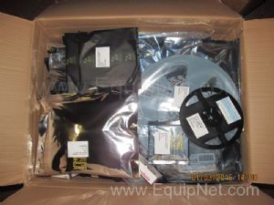 Box of Unused Assorted Size Murata Saw Duplexers and Other Assorted Components
