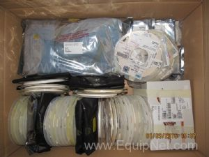 Box of Unused Rint and Other Assorted Electrical Components