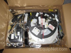 Box of Unused Rebound and Other Assorted Electrical Components