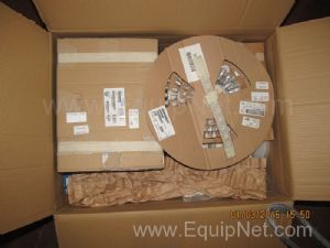 Box of Unused Assorted Electrical Components