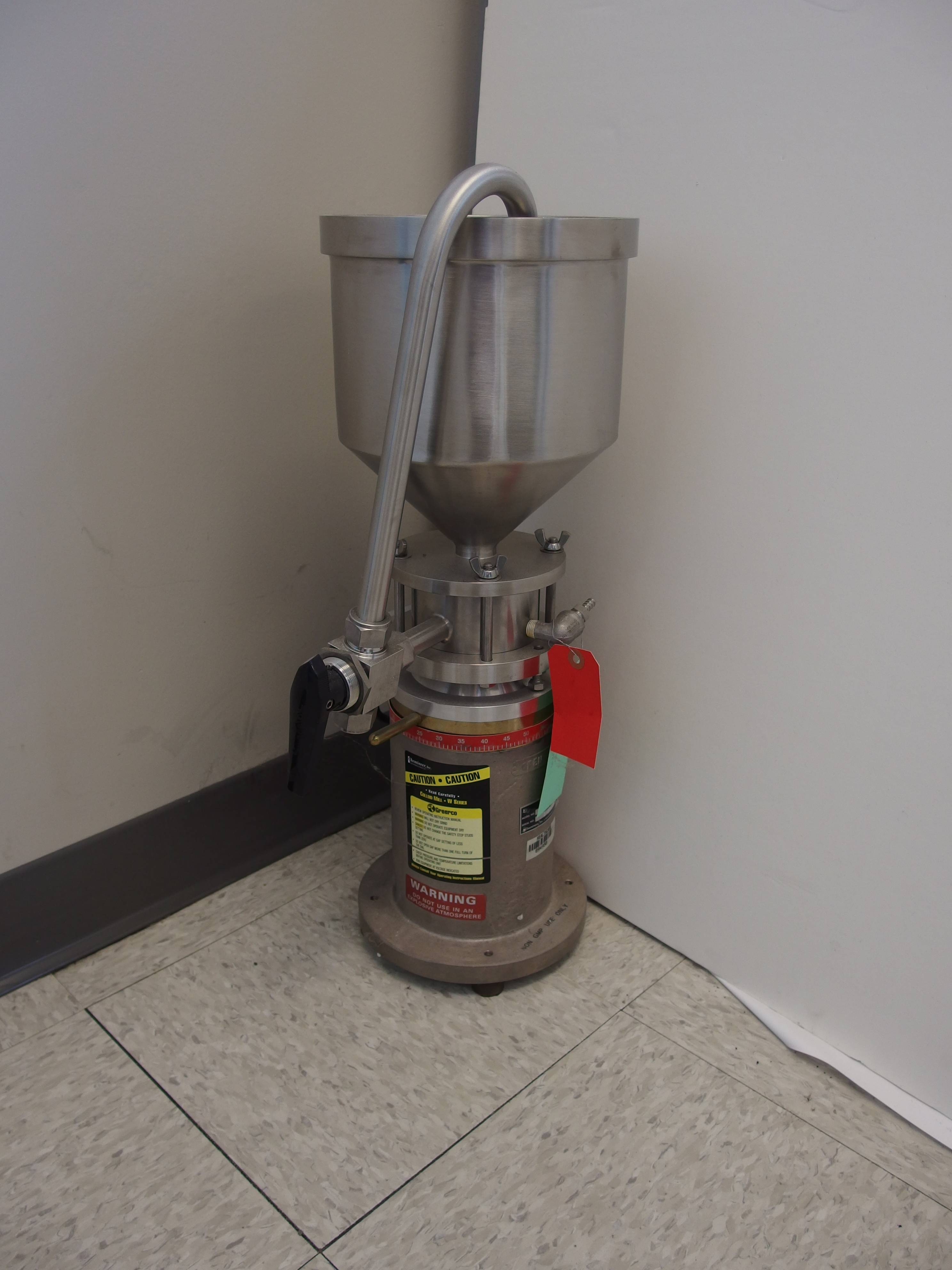 Image of Greerco-W200V by EquipNet, Inc.