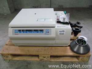 Unused Thermo Fisher Scientific Sorvall Legend RT Plus Refrigerated Centrifuge