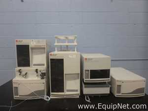 Beckman Coulter ProteomeLab PF 2D HPLC Protein Fractionation System