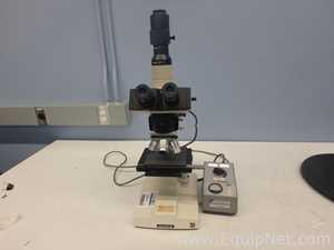 Olympus BHM Optical Inspection Microscope