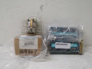 Lot of 5 Johnson Controls and Fenwal Thermostats